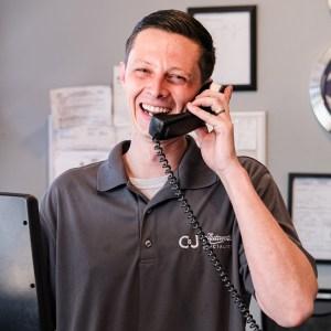 Aaron Brechbiel, Service Manager