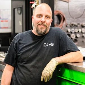 Andrew Sheridan, Technician