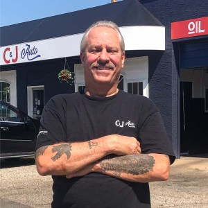 Frank Collision, Technician