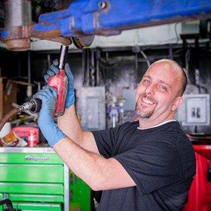 C&J-Automotive-Berwyn-Technician-Andrew-Sheridan