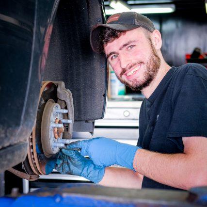 C&J-Automotive-Berwyn-Technician-Tyler-Bollinger
